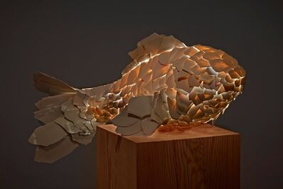 Frank Gehry, 'Untitled (Los Angeles VI) (detail)', 2012-2013
