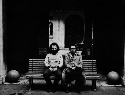 """Ugo La Pietra, '""""Decodificazione dell'ambiente""""(with Vincenzo Ferrari)', 1972"""