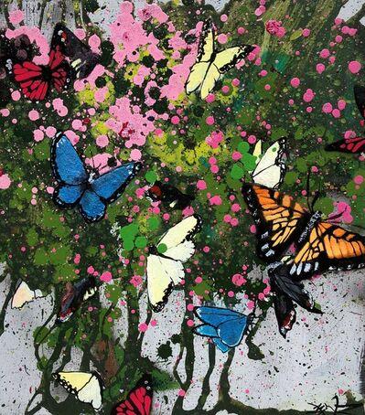 Xenz, 'Butterflies', ca. 2019