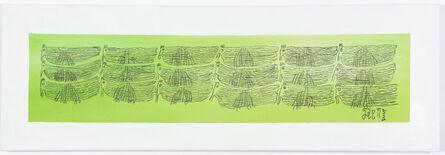 Jose Nunez, 'Untitled (18 Pajaros)', 2017
