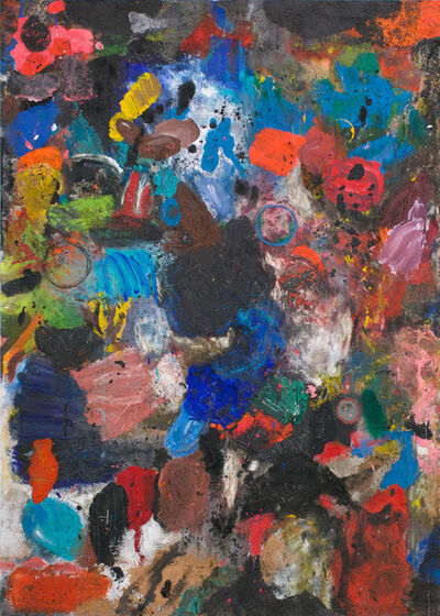 Jim Dine, 'A Side of However You Are', 2014