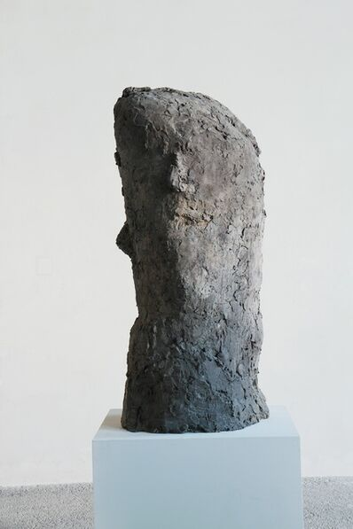 Hans Josephsohn, 'Untitled - Half figure', 2014