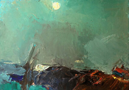 Joan Eardley, 'Sea & Sky', ca. 1961