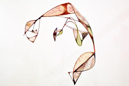 Vanesa Gingold, 'Glass Face', 2017