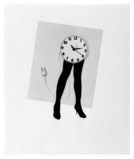 Lynn Hershman Leeson, 'BIOLOGICAL CLOCK', 1986
