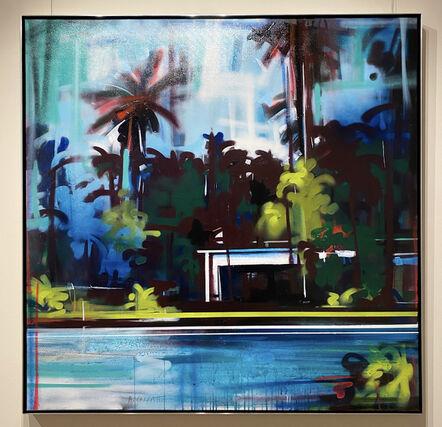 Anthony Garratt, 'Palm Haus', 2021