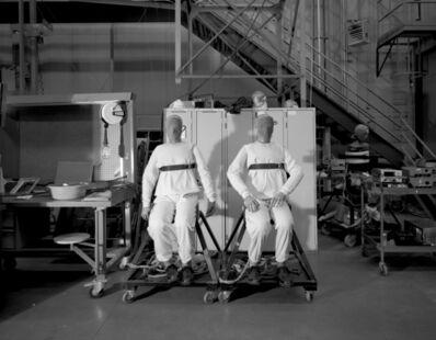 Lynne Cohen, 'Laboratory (Two Dummies)', 1990