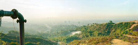 Karen Halverson, 'Overlooking Hollywood Bowl, Los Angeles, California', 1992