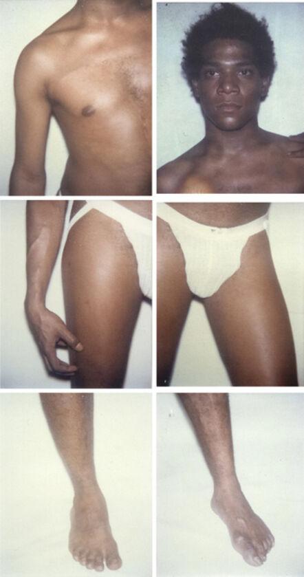 Andy Warhol, 'Jean-Michel Basquiat Six Polaroids', 1983