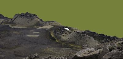 John Ruppert, 'Laki Ridge', 2012-2013