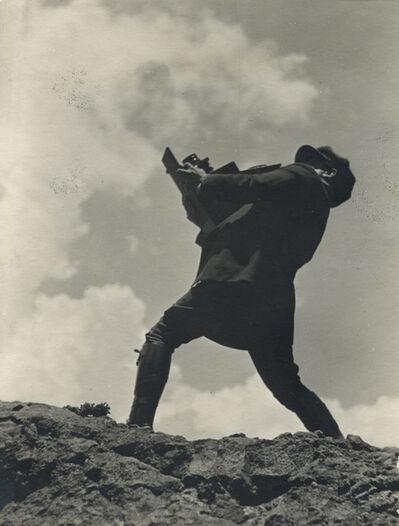 Edward Weston, 'Turnbull Los Remedios', 1924