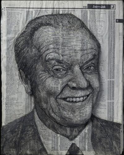 Alex Queral, 'Jack Nicholson'
