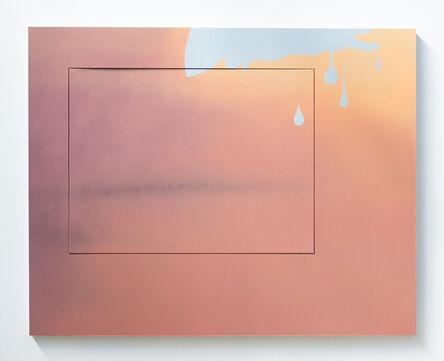 Wendy White, 'Behave', 2015