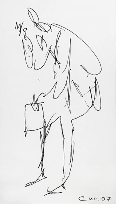 Alexander Sigutin, 'John the Baptist', 2009
