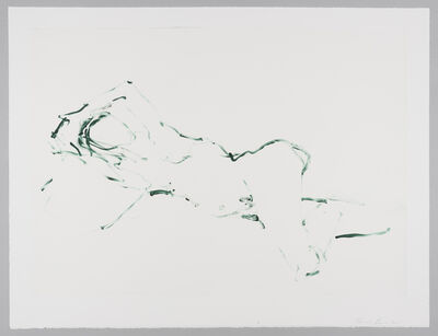 Tracey Emin, 'You Saw Me First', 2015