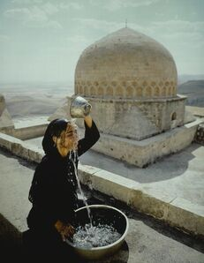 Shirin Neshat, 'Untitled (from Soliloquy Series)', 1999