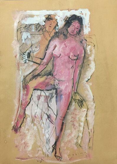 Marino Marini, 'Nudes', 1930s