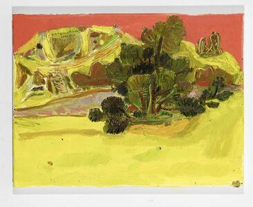Lisa Sanditz, 'Landscape Color Study 19', 2019