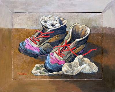 Anne Lyman Powers, 'Footgear', 1992
