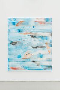 Bernard Frize, 'Vernal', 2014