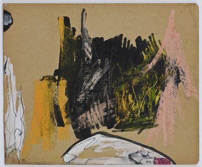 Julian Beck, 'Untitled', 06.04.1951