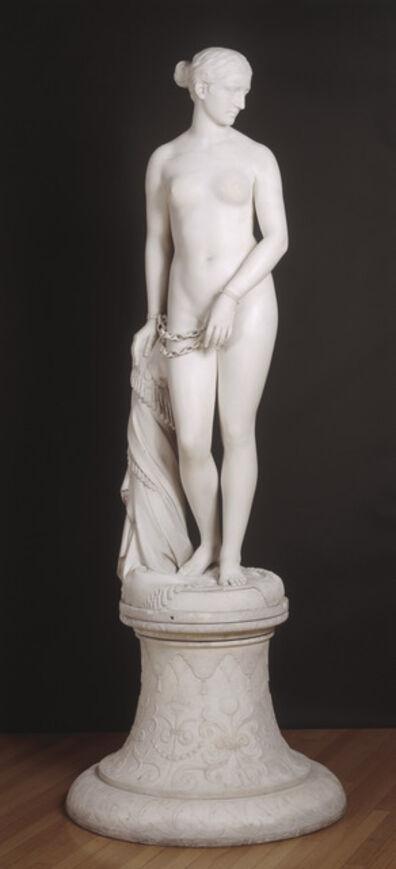 Hiram Powers, 'The Greek Slave', 1850
