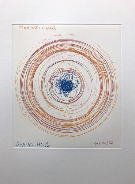 Damien Hirst, 'Wheel within a wheel ', 2002