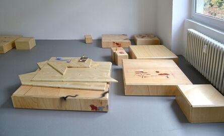 Manfred Pernice, 'Progress Ⅲ', 2012