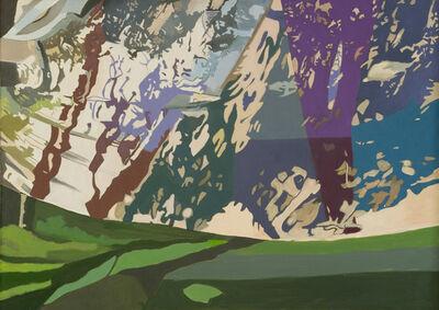 Ralph Wickiser, 'Flurries', 1996