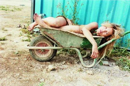 Juergen Teller, 'Kate Moss, No. 12, Gloucestershire', 2010