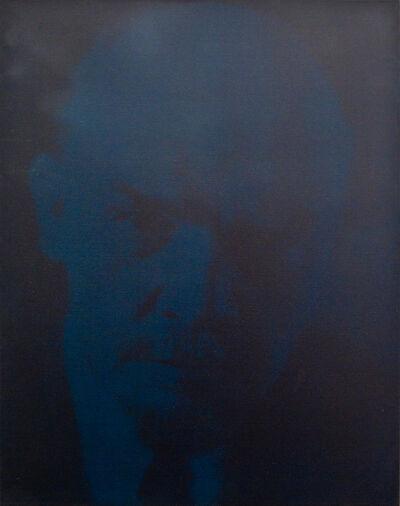 Gottfried Helnwein, 'Fire - VI Lenin', 1995