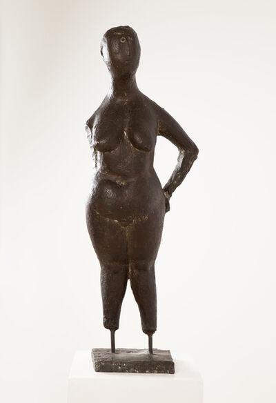 Marino Marini, 'Nudo', 1947