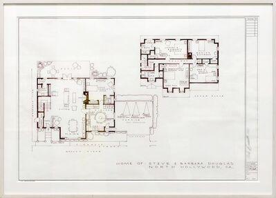 Mark Bennett, 'Home of Steve and Barbara Douglas', 1987