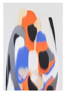 Stefan Behlau, 'Blue Footed Boobie', 2015