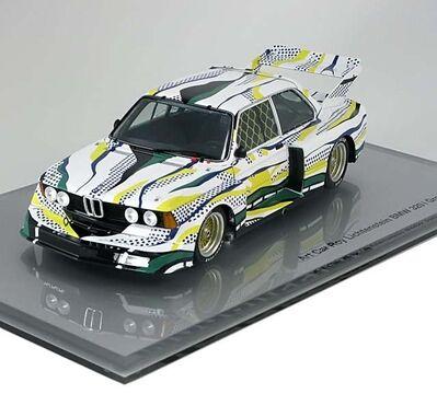 Roy Lichtenstein, 'BMW Art Car', 1976