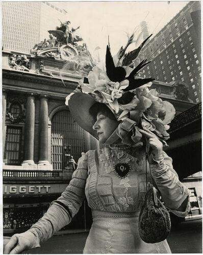 Bill Cunningham, 'Grand Central Terminal, New York City', ca. 1968-1976