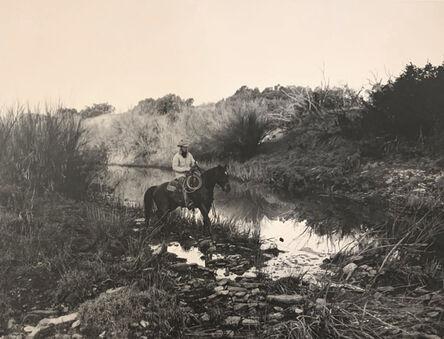 Kurt Markus, '6666 Ranch, Guthrie, Texas', 1984