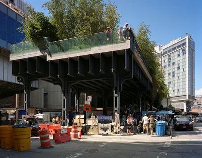 Brian Rose, 'Washington and Gansevoort Street, 2013', 2013