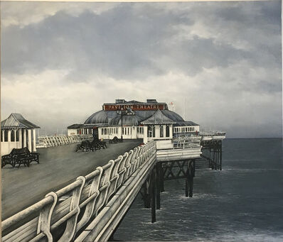 Garry Pereira, 'Off the Rails - The Pier at Cromer, Norfolk', N/A