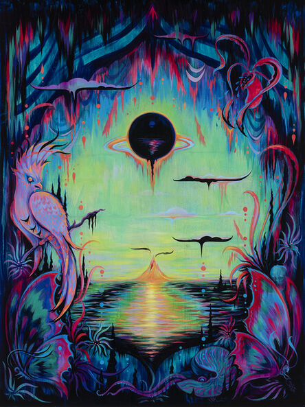 Camille Rose Garcia, 'Into the Mystic', 2021