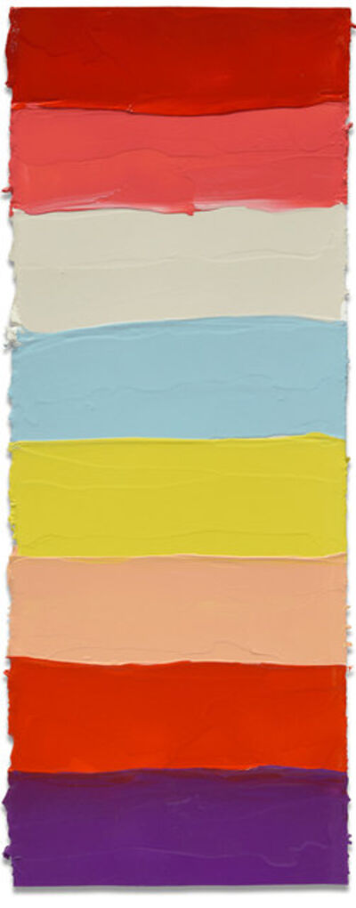 Anya Spielman, 'Hashtag (Abstract painting)', 2015