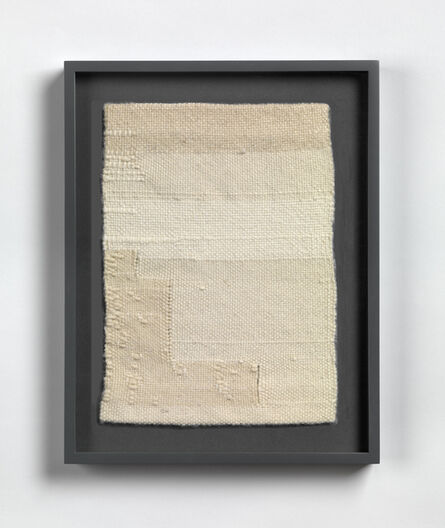 Andrea Zittel, 'Planar Panel: A4 Five Whites', 2015