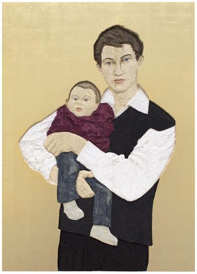 Stephan Balkenhol, 'Icon', 2014
