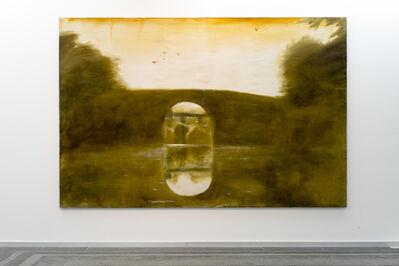 """Oleg Golosiy, '""""Bridge""""', 1992"""