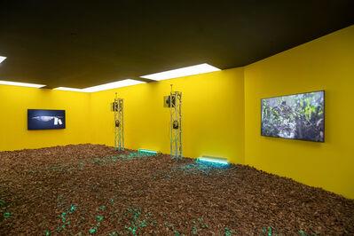 Jakob Kudsk Steensen, 'RE-ANIMATED', 2018-2019