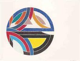 Frank Stella, 'Sinjerli Variation III', 1977