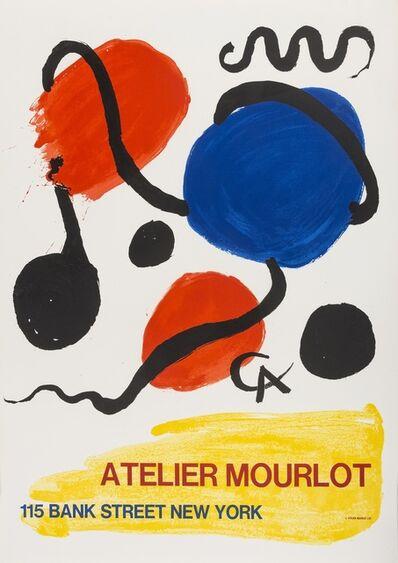 Joan Miró, 'Atelier Mourlot, 1967', 1967