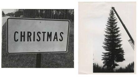 Murray Moss, 'TQ 39/40: Christmas/Special Treatment', 1959/1988