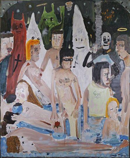 Georg Oskar Giannakoudakis, 'The bathers', 2017