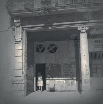 Alexey Titarenko, 'Woman in Doorway, Havana', 2003
